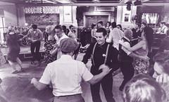 DSCF3749 (Jazzy Lemon) Tags: vintage fashion style swing dance dancing swingdancing 20s 30s 40s music jazzylemon decadence newcastle newcastleupontyne subculture party collegiateshag shag england english britain british retro sundaynightstomp fujifilmxt1 september2016 shagonthetyne 18mm hoochiecoochie