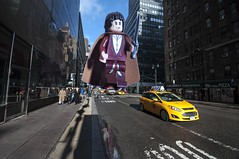 Lego let loose on Lexington (dnskct) Tags: wah hereios werehere legos newyorkcity nyc lexingtonave september262016