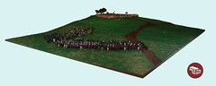 14th October 1066 - A hill near Hastings (peggyjdb) Tags: lego hastings battle norman anglosaxon anglo saxon william harold