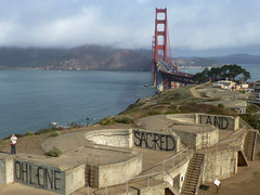 10/2/16 10:05 (joncosner) Tags: 2016 artstreet california ggnra goldengatebridge graphics presidio sanfrancisco sfbayarea stars2