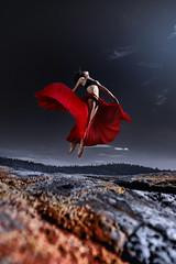 Ekaterina Homkina-Safronova (Paul Muhlbach) Tags: ballet ballerina dance dancer     moonlight