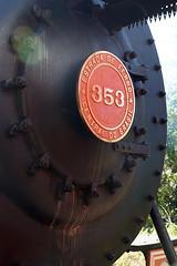 Velha Senhora (dotcomdotbr) Tags: sony a77 sal1650 viagem guararema trem mquina ferrovia 353 velha senhora estrada de ferro central do brasil
