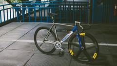 (Y.C.Tang ()) Tags: fahrrad bicicleta bicicletta velo     trackbike pista   keirin fixie fixedgear  vscotaiwan fixietaiwan bikeporn bicycle cycling fixieporn vsco mavic