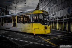 ManchesterVictoria2016.10.09-29 (Robert Mann MA Photography) Tags: manchester manchestervictoria manchestercitycentre greatermanchester england victoria victoriastation manchestervictoriastation manchestervictoriarailstation victoriarailstation city cities citycentre architecture summer 2016 sunday 9thoctober2016 manchestermetrolink metrolink trams tram nightscape nightscapes night light lighttrails