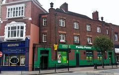 Paddy Power (Seamus O'Donnell's) - Wolverhampton (Retroscania!) Tags: pub pubs bar publichouse boozer irishpub wolverhampton city expubs bettingshop