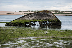 wet feet (pamelaadam) Tags: thebiggestgroup fotolog digital june summer 2016 boat sea visions meetup forviesands newburgh scotland aberdeenshire