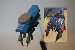Halo wars 2 Shroud (my name is schimmi) Tags: lego micro halo shroud halowars2 banished covenant vehicle