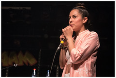 Gavlyn & Reverie @ Yaam (Libertinus) Tags: gavlyn reverie berlin femalerap hiphop live music rap rapper yaam