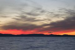 Colors (Massimo_Discepoli) Tags: sunset lake water colors clouds umbria trasimeno italy beautiful