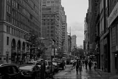Sunday under the rain (Leguman vs the Blender) Tags: newyork nyc usa midtown