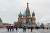Red Square (roevin | Urban Capture) Tags: moskva moscow russia ru red square kremlin building city church charges gate gates wall fortress people visitors public space urban center clock tower dome mausoleum lenin sight stbasilscathedral cathedral clouds redsquare