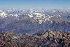 Over the Mid-Western Himalayas in Nepal (Alex Tudorica) Tags: thimphu bhutan india delhi nepal himalaya flight mountains airplane travel