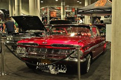2016 LA Auto Show (USautos98) Tags: 1959 chevrolet chevy impala lowrider laautoshow losangeles california