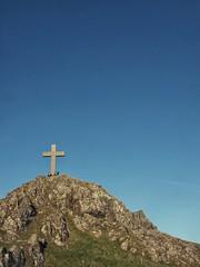 Cross (laptoppingpong) Tags: cross crucifix anglesey llanddwynisland