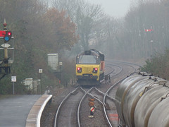 70808 Liskeard (1) (Marky7890) Tags: colasrail class70 70808 6c36 liskeard cornwall train railway