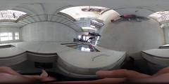 R0010225pénztár előtér (Arnold Laszlo) Tags: theta360 kaposvár állomás trainstation somogy felújítás vasútállomás vonat train
