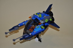 DSC_1505 (maria.mufra) Tags: lego vicviper starfighter space