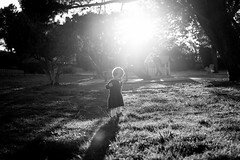 Love Love (Tiomax80) Tags: love 500px tiomax anna baby 13 months 13monthold girl babygirl daughter blackandwhite noiretblanc parc park playground kinder child bn nb sunflare sunlight winterlight winter light vignettage bw vignetting flare sun 50mm nikon nikkor d610 grass lawn play playing soleil hiver wintersun noir et blanc monochrome