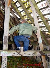 self3113 (Tommy Berlin) Tags: men jeans levis bomberjacke alphajacke butt ass ars