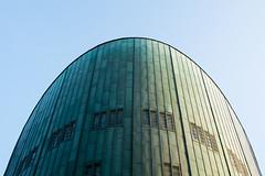 Take A Bow (photosam) Tags: amsterdam noordholland netherlands fujifilm xe1 fujifilmx prime raw lightroom xf18mm12r xf18mmf2r wideangle architecture modernist nemo