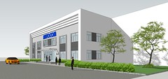 phoi canh 5 (Stephen Trinh) Tags: kien truc nha xuong factory architecture design concept