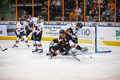 "Missouri Mavericks vs. Fort Wayne Komets, November 11, 2016.  Photo: John Howe/ Howe Creative Photography • <a style=""font-size:0.8em;"" href=""http://www.flickr.com/photos/134016632@N02/30946920816/"" target=""_blank"">View on Flickr</a>"
