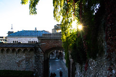 DSC_2015 (marcog91) Tags: udine castelmonte italy architecture sun outside outdoor sunset colorful beautiful