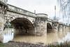 Puente Mayor, Palencia (ipomar47) Tags: arquitectura architecture puente bridge puentemayor riocarrion palencia españa spain pentax k20d