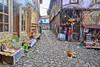 a Cumalikizik street (yonca60) Tags: cumalikizik bursa unescoworldheritage street unesco oldtown shopping oldhouses casa calle village turkishvillages interestingplaces colorfulhouses colorfulstreets