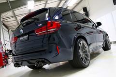 BMW F85 X5M Carbon Black 8 (Esoteric Auto Detail) Tags: bmw x5m carbon black esoteric edition hre akrapovic kw coilover dinan kamikaze enrei miyabi suntek detail detailing f85
