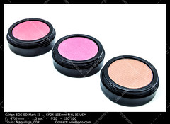Three cosmetic of diferent colors (__Viledevil__) Tags: attractive accessories beautiful beauty blush care color colorful compact cosmetic cosmetics cosmetology eyeshadow eyeshadows facial fashion female glamour look makeup paint powder product set shadow shiny skincare tool treatment