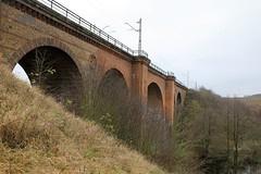 Railway viaduct Terespol Pomorski (warszawskipasazer) Tags: terespol pomorski