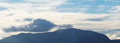 Schneeberg aus Hohe-Wand Niedersterreich Austria (arjuna_zbycho) Tags: hohewand niedersterreich austria naturpark rakousko sterreich olympus e3 thermenregion gry mountains montaas montagne berge bergwandern bergsteigern bergklettern mountainclimb rosa tau dew