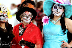 Day of the Dead 2016 30 (part 1) (Ruben Gusman Photography) Tags: thenelsonatkinsmuseumofart mariachis diadelosmuertos dayofthedeadskulls skeletons death donquioto kansascity