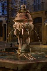 fontaine des Trois-Ormeaux, Aix-en-Provence (Xavier de Jauréguiberry) Tags: france provence bouchesdurhône aixenprovence fontaine fountain fontainedestroisormeaux