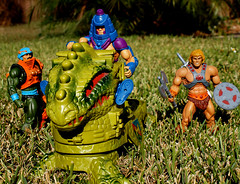 (LegionCub) Tags: he man heman manatarms manefaces e faces dragonwalker motuc mattel matty collector actionfigures toys vehicle outdoors classics eternia 1980s 80s