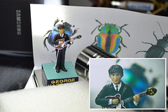 Macro Mondays: Beatles/Beetles (Mark Photography 2017) Tags: action activity angle animal animalia arthropod arthropoda artificial arts background band beatles beetle beetles black blue blurred bug close closeup composition crafts detail electric figure focus framing front genre george gray guitar harrison horizontal indoor insect insecta instrument instrumentalist instruments interior les life light lighting macro macromondays mondays music musical musician natural object orientation paul player playing pop portrait pose posing rock roles setting shade stand string style toy up view wild worldcolourcolorshadegrayblackblueartscraftsphotographysettinginteriorindoorposeposingstandphotogenrestyletypemacromondaysmacromondaysorientationportraitlightingartificiallightframingcompositioncloseupcloseupdetailformat