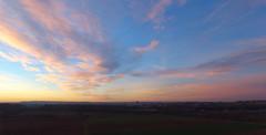 Abendrot (, Ting Chen, Wing) Tags: djiphantom3professional abendrot abend sonnenuntergang afterglow evening sunset