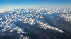 Austrian Alps (Andy.Gocher) Tags: andygocher canon100d canon 1855mm europe austria alps mountains snow windowseat flying ngc winter mountain landscape aerial outdoor white clouds