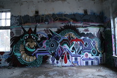 Winter in Pispala (Thomas_Chrome) Tags: graffiti streetart street art spray can wall walls fame gallery hof legal pispala tampere suomi finland europe nordic