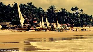 Golden beach - Praia dourada