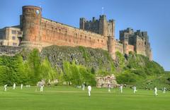 Village Cricket Match (maphotography2018) Tags: castle cricket northumberland bamburgh