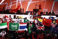 WSC2015_Closing_Ceremony_LA_1924 (WorldSkills) Tags: sopaulo closingceremony wsc competitor medalwinners worldskills bestofnation wsc2015