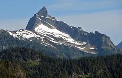 Sloan Peak (Mike Dole) Tags: cascades washingtonstate wildskywilderness mtbakersnoqualmienationalforest sloanpeak westcadyridge