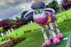 Shaun 32 `Sparkles the Unicorn (AreKev) Tags: sparklestheunicorn shaunno32 shaun no32 emilygolden shauninthecity shaunthesheep sheep charity art exhibition aardman animations aardmananimations horfieldcommon common horfield bristol england uk hdr photomatixpro sonydschx400v tonemapped sonycybershot sony cybershot sonydscnx400v dschx400v