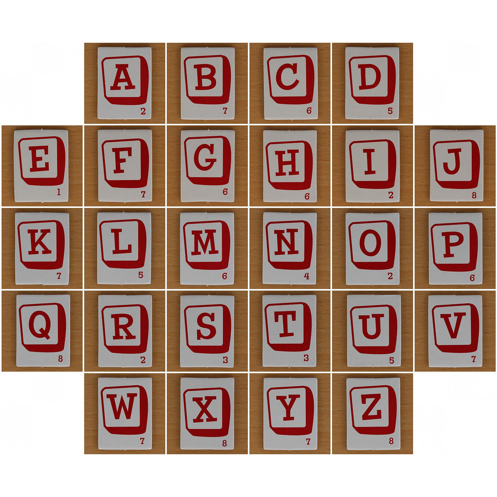 Word Grab alphabet (Le...