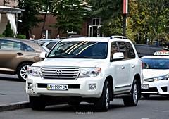 AH9999CA (Vetal_888) Tags: toyota landcruiser 200 licenseplates ukraine kyiv номернізнаки ah9999ca ah україна київ 9999 tlc tlc200
