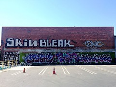 (UTap0ut) Tags: california art beer cali graffiti la los paint skin angeles socal cal otr blah bleak graff hof dwc lbc enron pinic ogk begr utapout