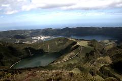 Lagos verde y azul (Egg2704) Tags: portugal lago lagos isla islas azores saomiguel volcán islasazores calderavolcánica isladesaomiguel egg2704