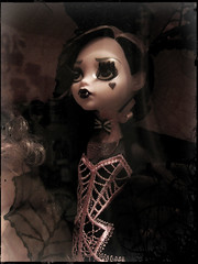 Gothic Princess (belldandy_verdandy) Tags: monster high deluxe collectors edition draculaura